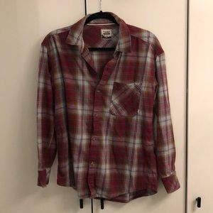 TNA flannel size M